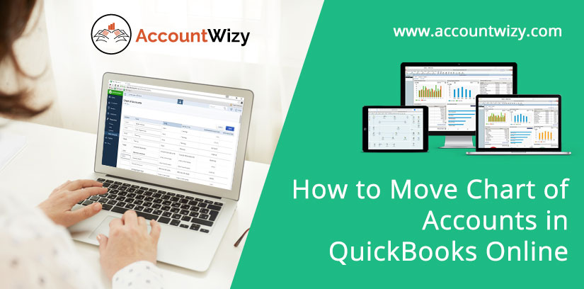 How to Move Chart of Accounts in QuickBooks Online