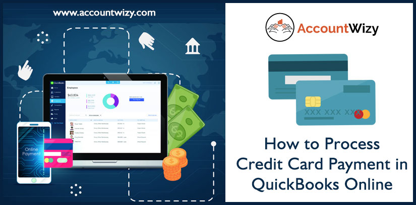 How to Process Credit Card Payment in QuickBooks Online