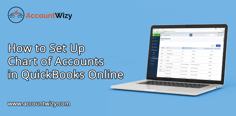 How to Set Up Chart of Accounts in QuickBooks Online