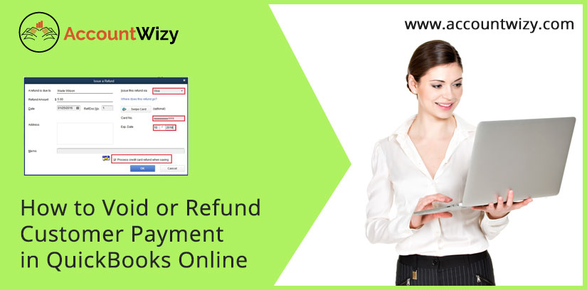 How to Void or Refund Customer Payment in QuickBooks Online