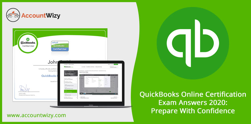 QuickBooks-Online-Certification-Exam-Answers-2020-Prepare-With-Confidence