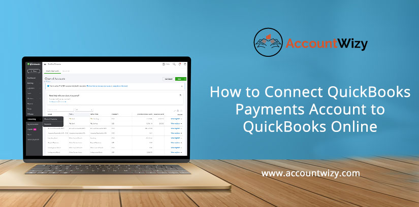 How to Connect QuickBooks Payments Account to QuickBooks Online
