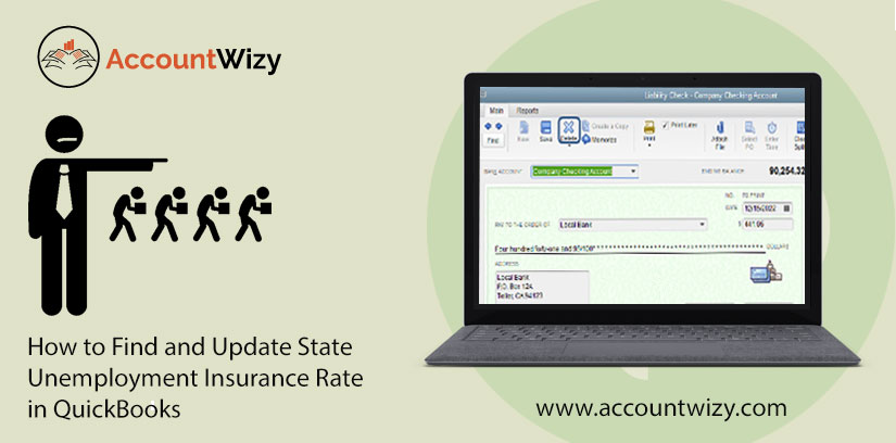 How to Find and Update State Unemployment Insurance Rate in QuickBooks
