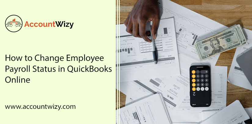 How to Change Employee Payroll Status in QuickBooks Online
