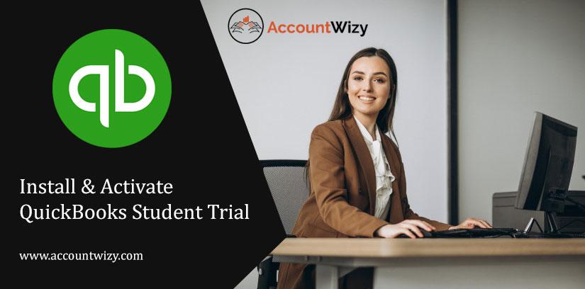 Install & Activate QuickBooks Student Trial
