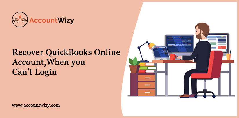 Recover QuickBooks Online Account, When you Can't Login
