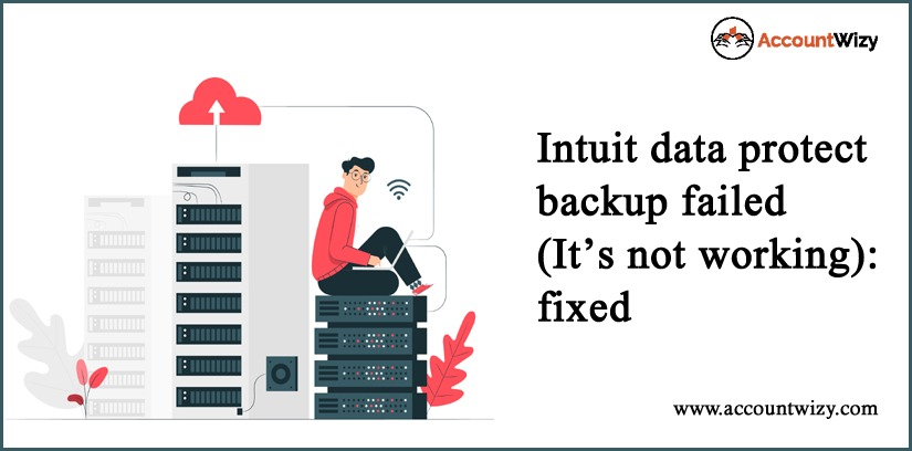 Intuit Data Protect Backup Failed It's Not Working Fixed
